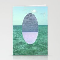 Peaceful Calm  Stationery Cards