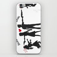 Zombie Hunting iPhone & iPod Skin