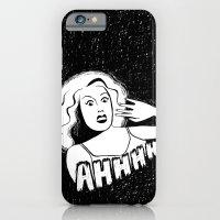 Classic horror movie scream iPhone 6 Slim Case