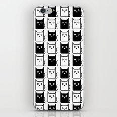 A Chess of Cats iPhone & iPod Skin