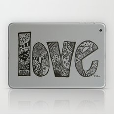 love is all you need Laptop & iPad Skin