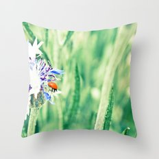 Spotless Throw Pillow
