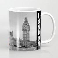 Black And White London W… Mug