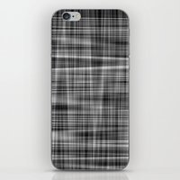 Ambient 7 in Grayscale iPhone & iPod Skin