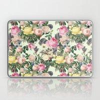 Coming Up Roses Laptop & iPad Skin