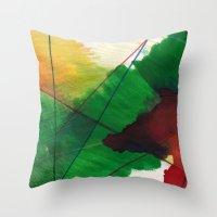 Greenone Throw Pillow