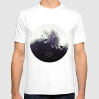 Pearls Of Wisdom Mens Fitted Tee White SMALL