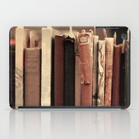 Old Books (brown) iPad Case