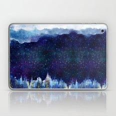 BLUE NIGHT Laptop & iPad Skin