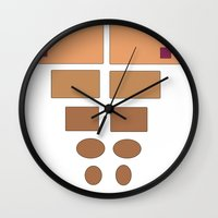 ABSstract! Wall Clock
