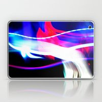 Photo Light Painting Laptop & iPad Skin