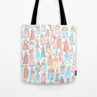 Renaissance Fashion Tote Bag