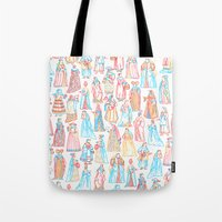 Renaissance Fashion Tote Bag