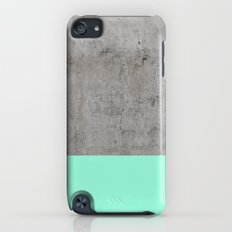 Sea on Concrete iPod touch Slim Case