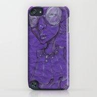 Purple iPod touch Slim Case