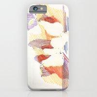 CRAYON LOVE - Shadows  iPhone 6 Slim Case