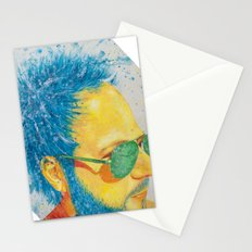 Ray Ban Man Stationery Cards