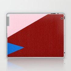Blue Triangle Laptop & iPad Skin