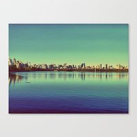 New York.. I've Got You … Canvas Print