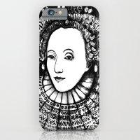 Queen Elizabeth I Portra… iPhone 6 Slim Case