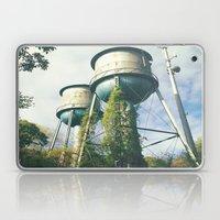 water tower Laptop & iPad Skin