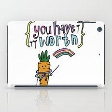 Worthy YOU. iPad Case