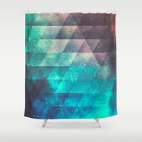 Brynk Drynk Shower Curtain