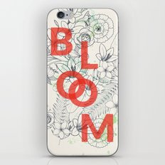 Vintage Bloom #society6 iPhone & iPod Skin