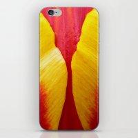 tulip petal iPhone & iPod Skin