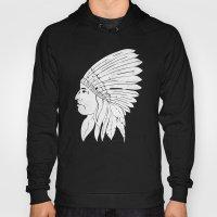 Chief / White Edition Hoody