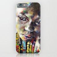 Reverie - Ethnic African… iPhone 6 Slim Case
