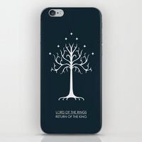 Lord Of The Rings ROTK iPhone & iPod Skin