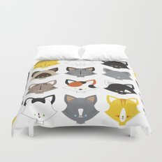 Cats, Cats, Cats Duvet Cover