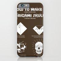 Origami Instruction iPhone 6 Slim Case