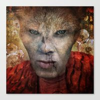 Shapeshifter Canvas Print