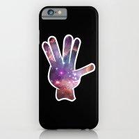 nebula iPhone & iPod Cases featuring Nebula by mailboxdisco
