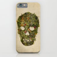 iPhone & iPod Case featuring LIFE AND DEATH by ICE CREAM FOR FREE