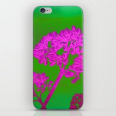 Funky Floral - JUSTART © iPhone & iPod Skin