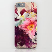 Country Floral iPhone 6 Slim Case