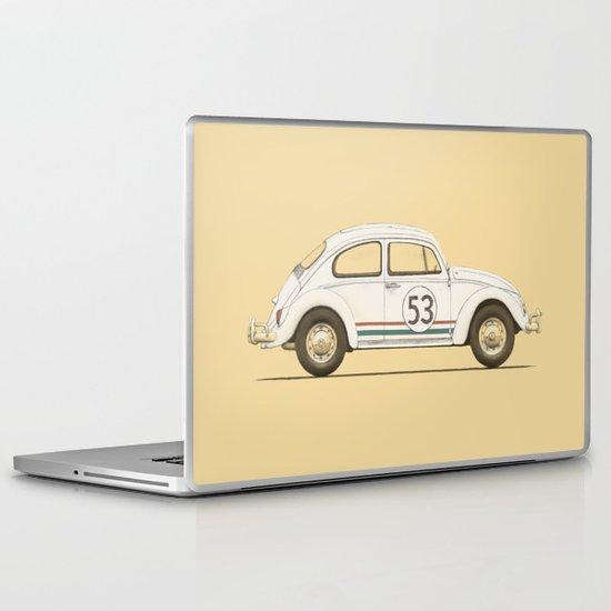 Famous Car #4 - VW Beetle Laptop & iPad Skin