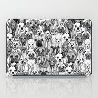 just dogs iPad Case