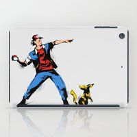 Gotta Catch Em All  iPad Case