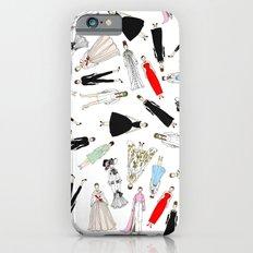 Audrey Hepburn Circle Fashion Slim Case iPhone 6s