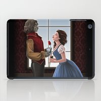 Beauty And The Beast iPad Case