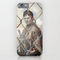 iPhone & iPod Case featuring The Walking Dead by ketizoloto