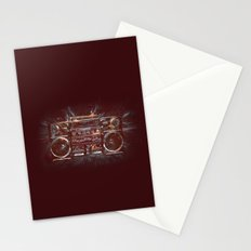 DARK RADIO Stationery Cards