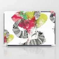 Art'lephant. iPad Case