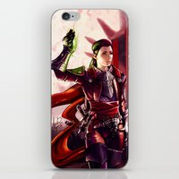 Dragon Age Inquisition - Cleo the human rogue iPhone & iPod Skin