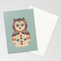 Hoot! Stationery Cards