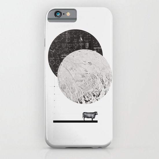 Calculating a Jump over the Moon iPhone & iPod Case